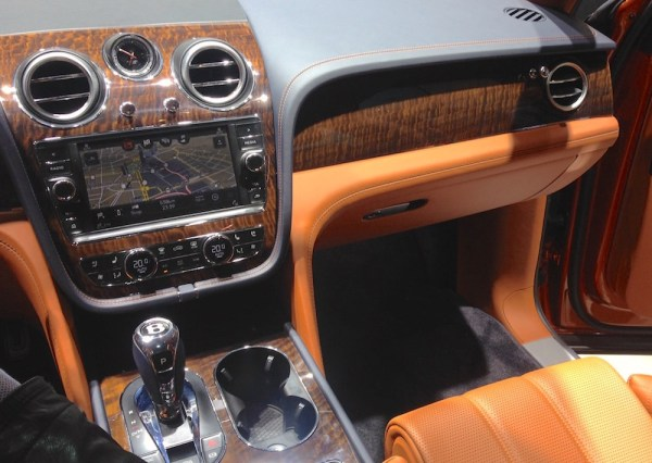 Bentley Bentayga Frankfurt 2015a