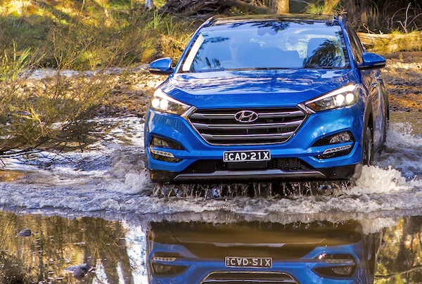 Hyundai Tucson Australia August 2015. Picture courtesy caradvice.com.au