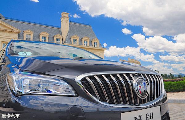 Buick Verano China 2015. Picture courtesy xinhuanet.com