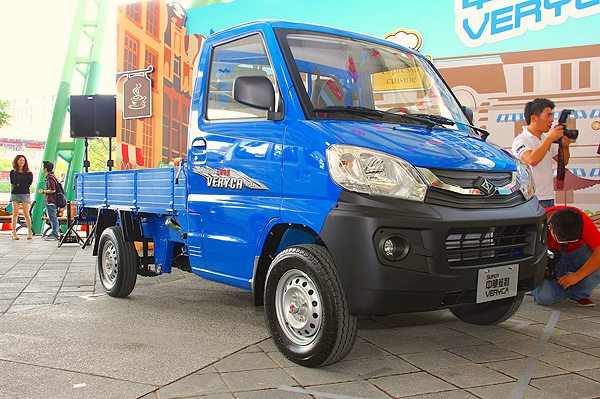 CMC Veryca Taiwan August 2016. Picture courtesy carstuff.com.tw