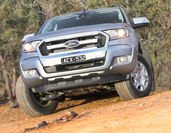 Ford Ranger New Zealand November 2015
