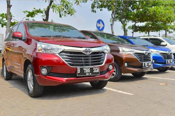 Toyota Avanza Indonesia October 2015. Picture courtesy itoday.co.id