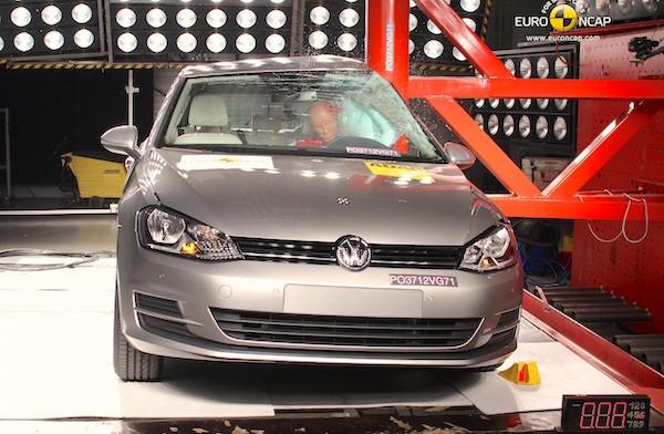 VW Golf Europe June 2016. Picture courtesy caradvice.com.au