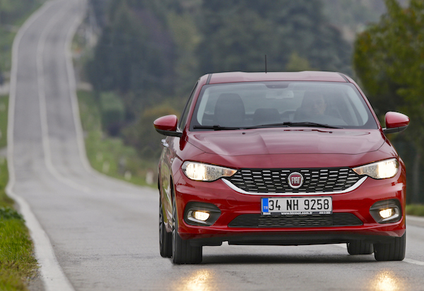 Fiat Egea Turkey 2015