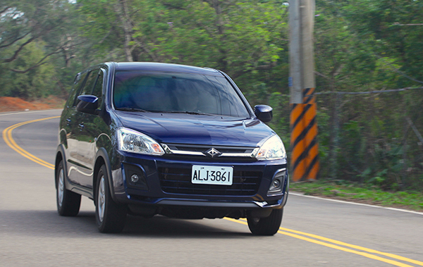 CMC Zinger Taiwan 2015. Picture courtesy u-car.com.tw