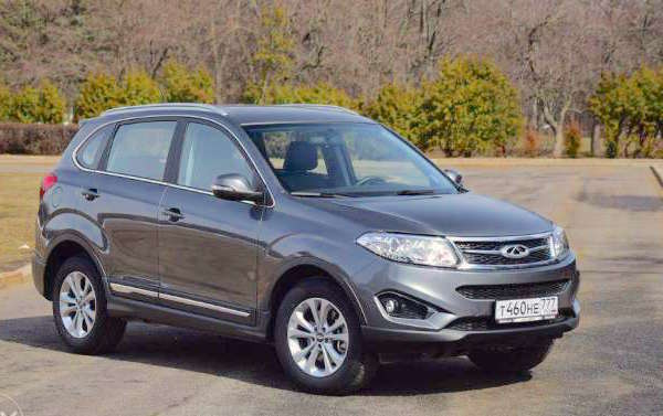 Chery Tiggo Ukraine 2015. Picture courtesy olx.ua