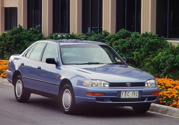 Toyota Camry Australia 1995