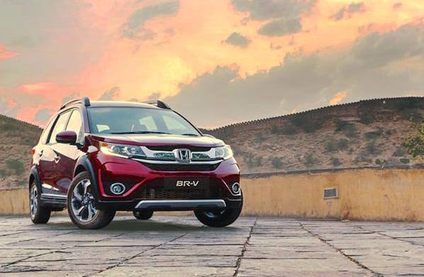Honda HR-V Indonesia Mach 2016