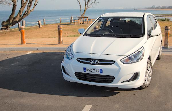 Hyundai Accent Australia March 2016. Picture courtesy caradvice.com.au