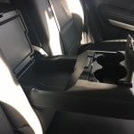 Haval H8 Back seat detail 1