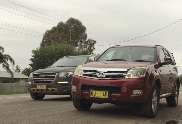 Haval H8 Great Wall X-Series Bourke