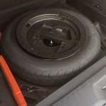 Haval H8 Spare tyre