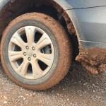 Haval H8 mud 1