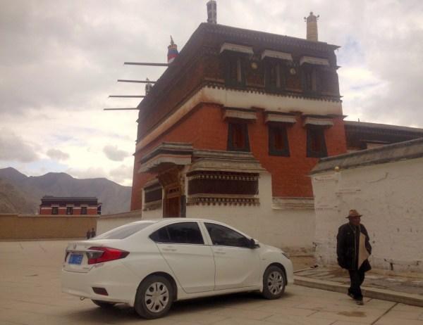 Honda Greiz Xiahe China 2016