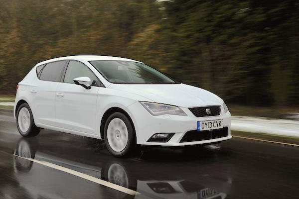 Seat Leon Bosnia August 2016. Picture courtesy autocar.co.uk