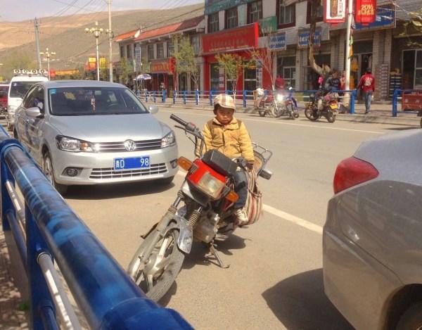 VW Jetta Tongren China 2016