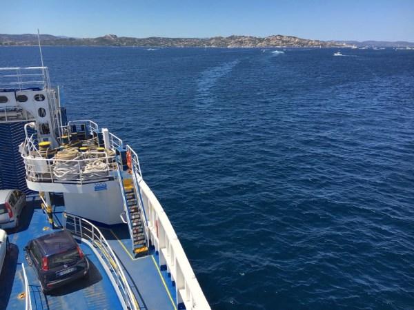 Panda Blu Ferry Sardinia