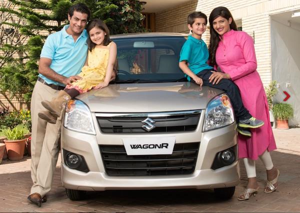 Suzuki WagonR Pakistan July 2016