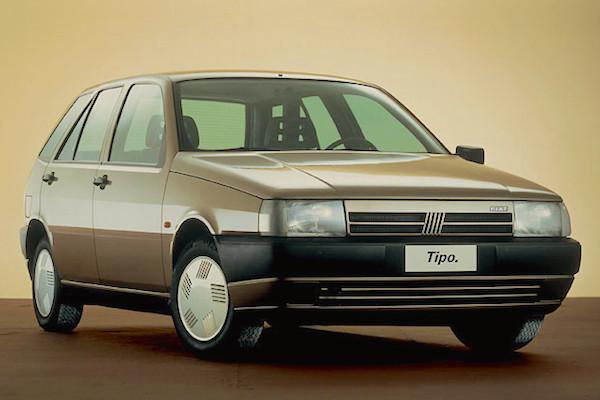 Fiat Tipo Italy 1988