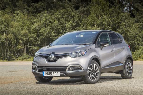 Renault Captur UK November 2016. Picture courtesy carbuyer.co.uk