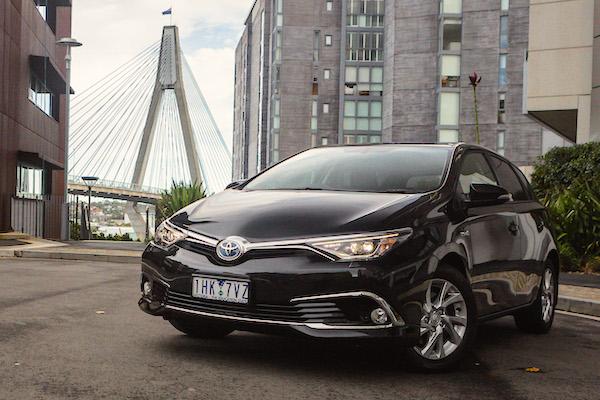 Toyota Corolla Australia August 2016. Picture courtesy caradvice.com.au