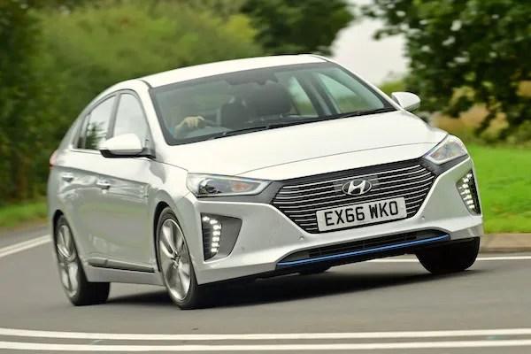 Hyundai Ioniq Europe October 2016-picture-courtesy-autoexpress-co-uk