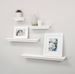 Small Of Unique Floating Shelves