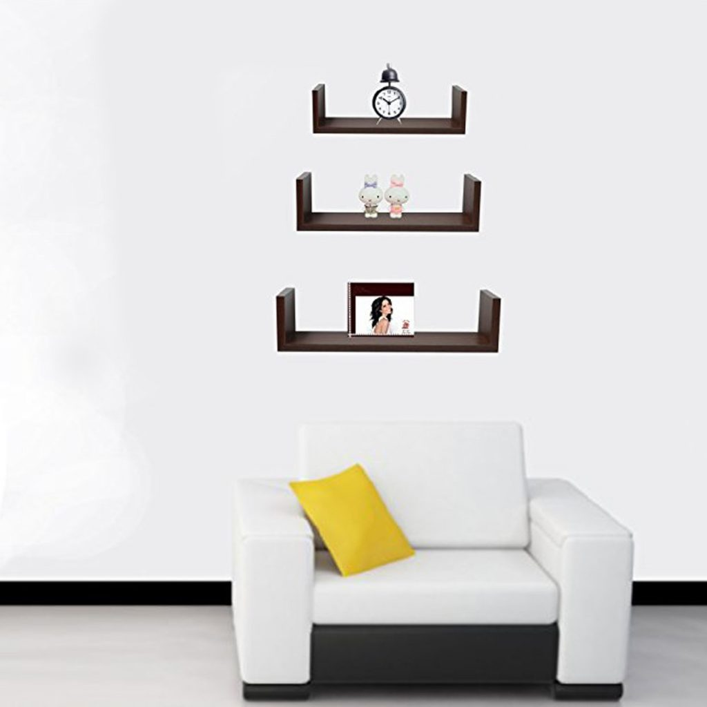 Fullsize Of Small Wall Bookcase