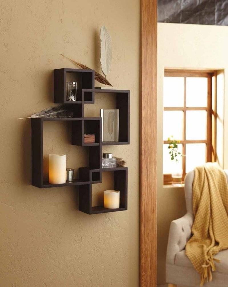 Large Of Small Square Floating Shelves