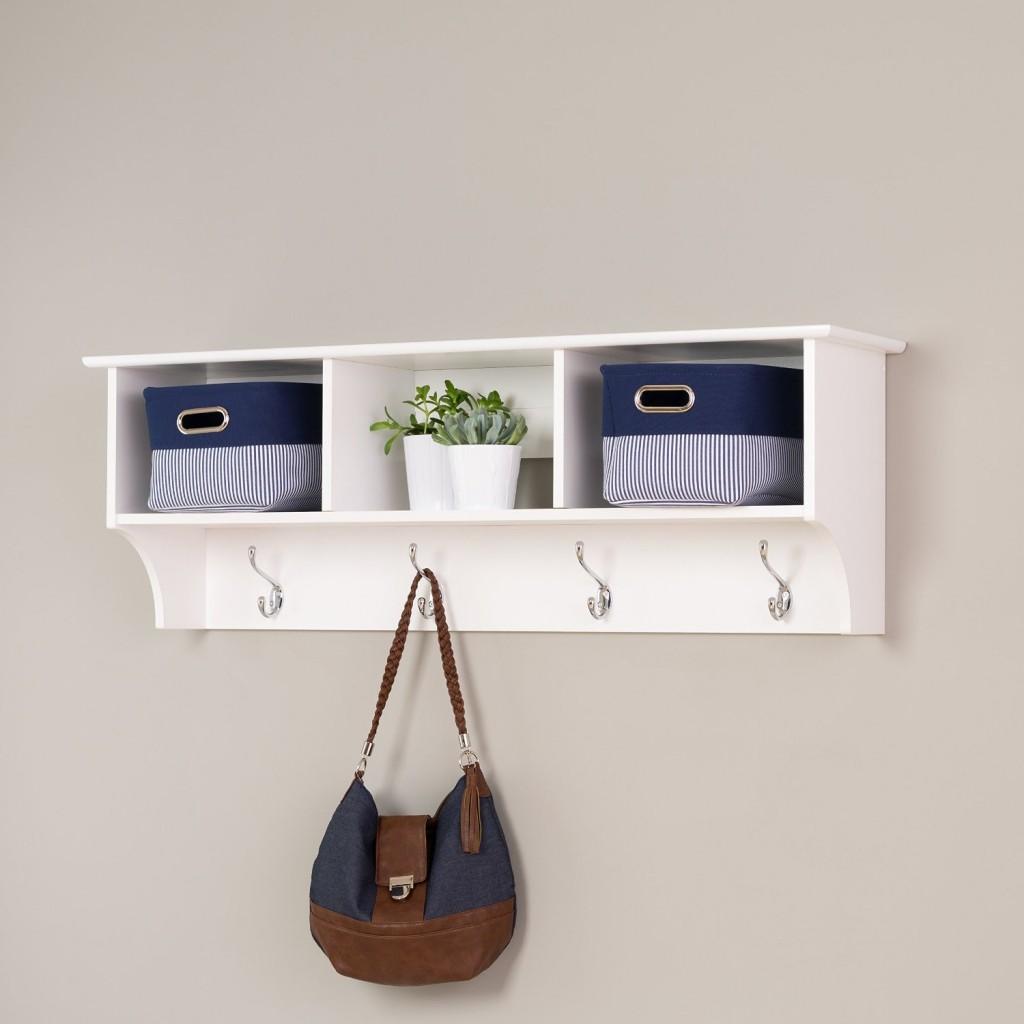 Fullsize Of Wood Bathroom Shelves