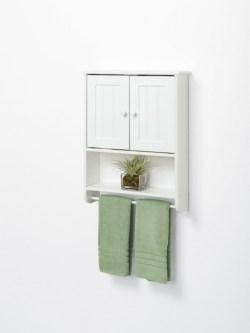 Small Of White Wood Bathroom Shelf