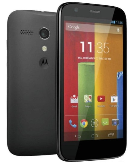 Motorola Moto G1 5 Best Android Phones under 15000 Rs (February 2014)