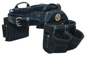 Rack-A-Tiers 43242 Electrician's Combo Belt & Bags - Medium, 30-34