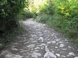 The Via Egnatia