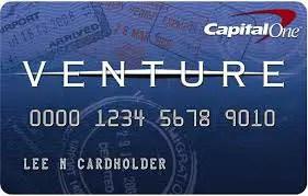 Capital One® Venture®Rewards Credit Card