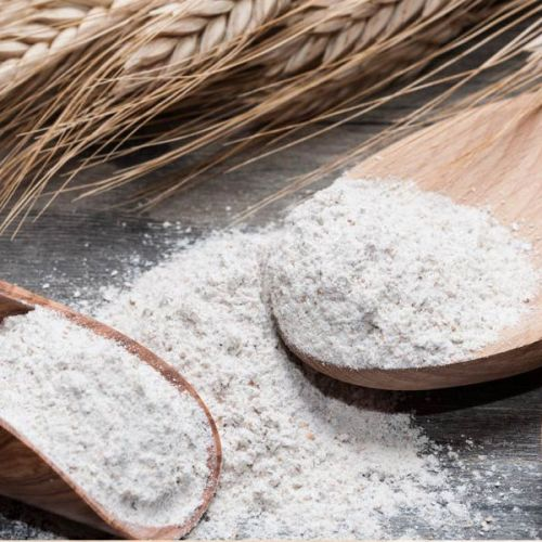 wholegrain stoneground organic wheat flour