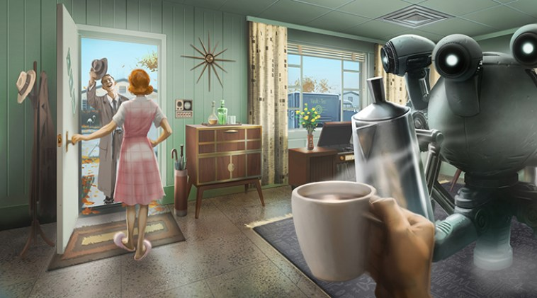 Fallout 4 1.4 Patch Arrives For PlayStation 4 And Xbox One