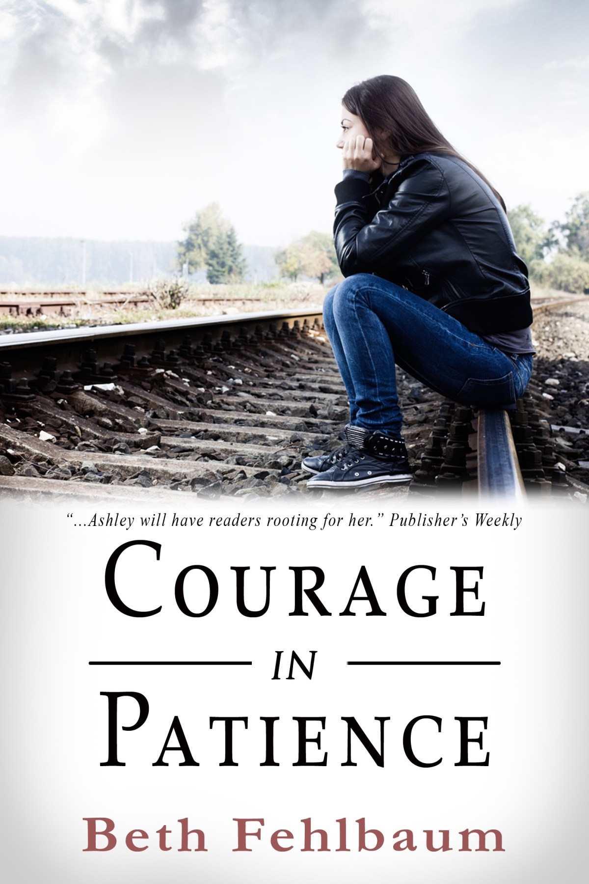 Limited time offer: COURAGE IN PATIENCE is FREE on AMAZON!