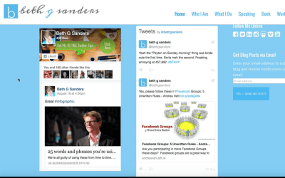 How to Add a Facebook Widget to Your WordPress Site: Video