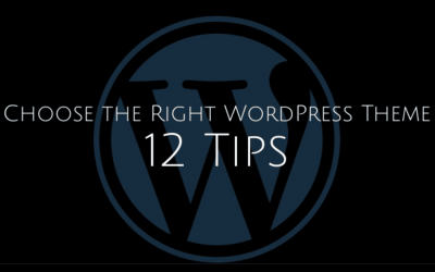 Choose a Great WordPress Theme: Presentation for WordPress Memphis