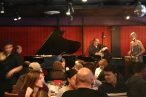 Julie Monley and Eric de Moulins at Dazzle, Denver 2009