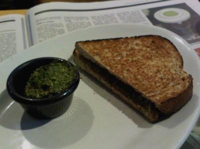 Build your own sandwich, killer grindage