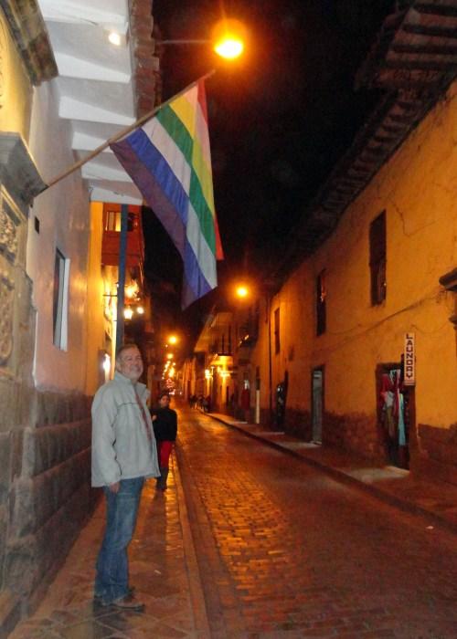 Ruas de Cusco : em cada pedra as marcas da história