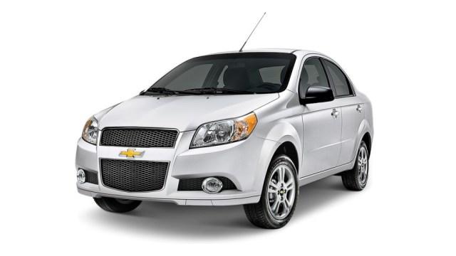 Chevrolet Aveo 2016. Credito o contado en México
