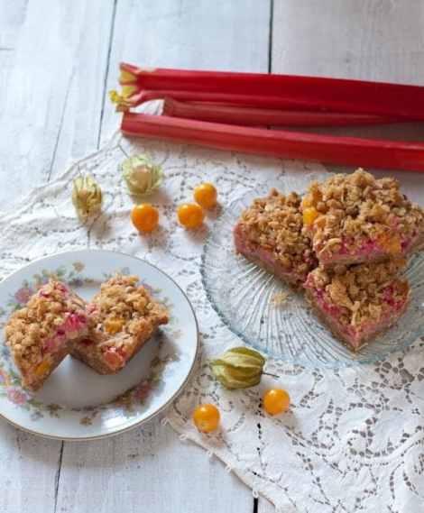 rhubarb-pichu berry-crumb-bar