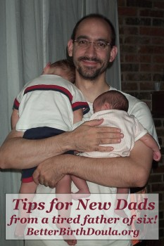 tips new dad