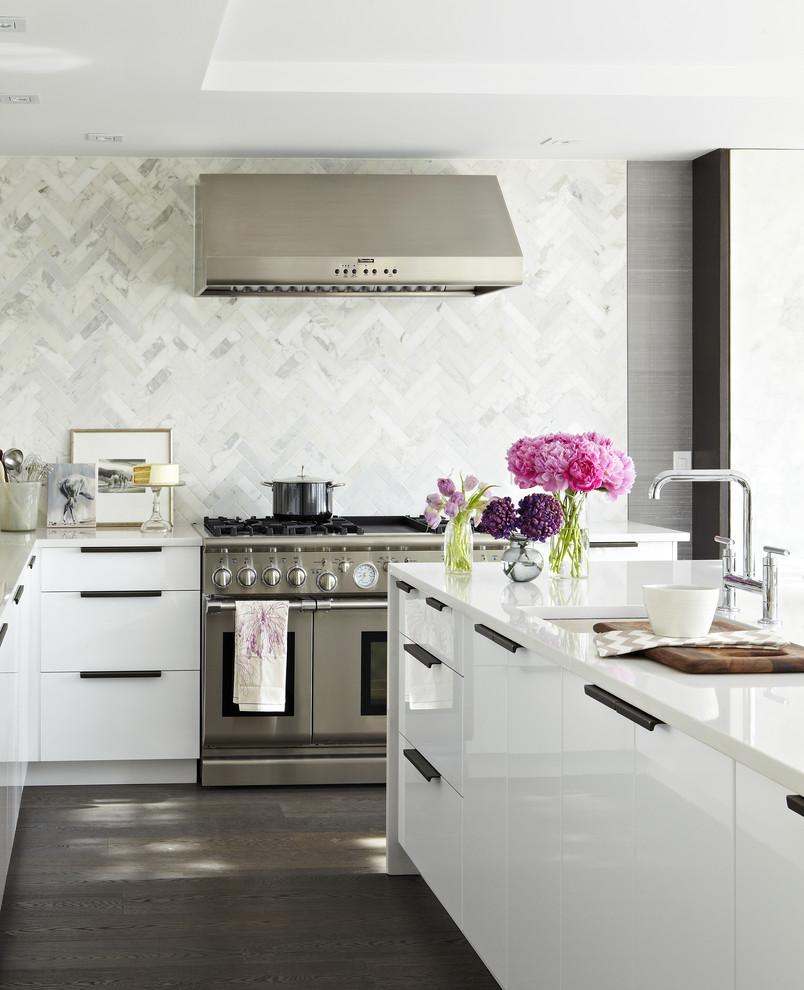 five hardwood flooring trends we love for kitchen flooring trends contemporary kitchen