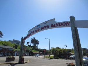Welcome to Old Town Bandon