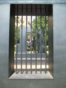 Gates at Kelly Ingram Park