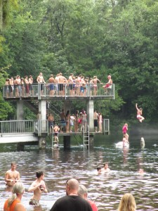 Jumping into the Springs